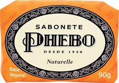 SABONETE GLICERINA NATURELLE PHEBO