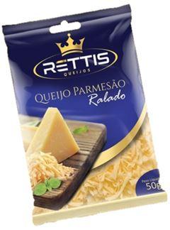 QUEJO PARMESÃO RALADO RETTIS