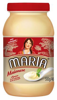 MAIONESE PET MARIA